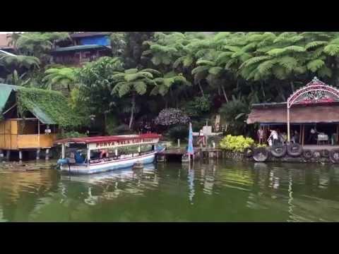 Punta Isla River Cruise at Lake Sebu, South Cotabato, Mindanao, Philippines