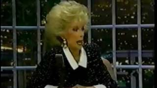 The Late Show with Joan Rivers debut episode Part 1
