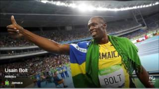 Popcaan - World Cup (Usain Bolt Dub) |Aug 2016