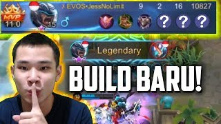 BUILD RAHASIA JOHNSON, AUTO LEGENDARY! SSTTT!