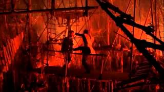 МорталКомбат Джони Кейдж против Скорпиона