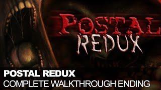 Postal Redux Full Game Walkthrough Complete Game Ending