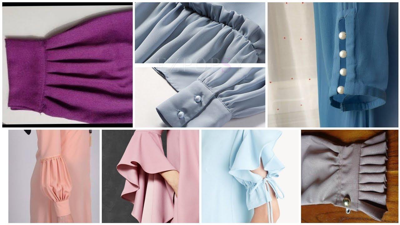 New Very Useful & Creative 47 Sleeves Designs For Kurti/Qamiz/Shirts & Abaya
