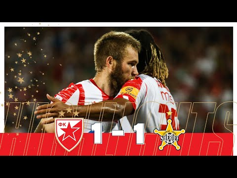 Crvena Zvezda Sheriff Tiraspol Goals And Highlights