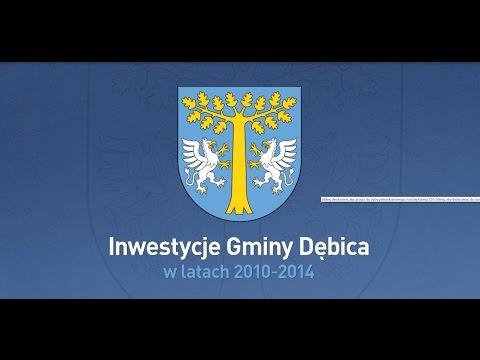 Inwestycje Gminy Dębica w latach 2010-2014