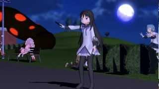 【魔法少女まどか☆マギカ】ほむらが酔っ払ったっぽいようです【MMD】 thumbnail