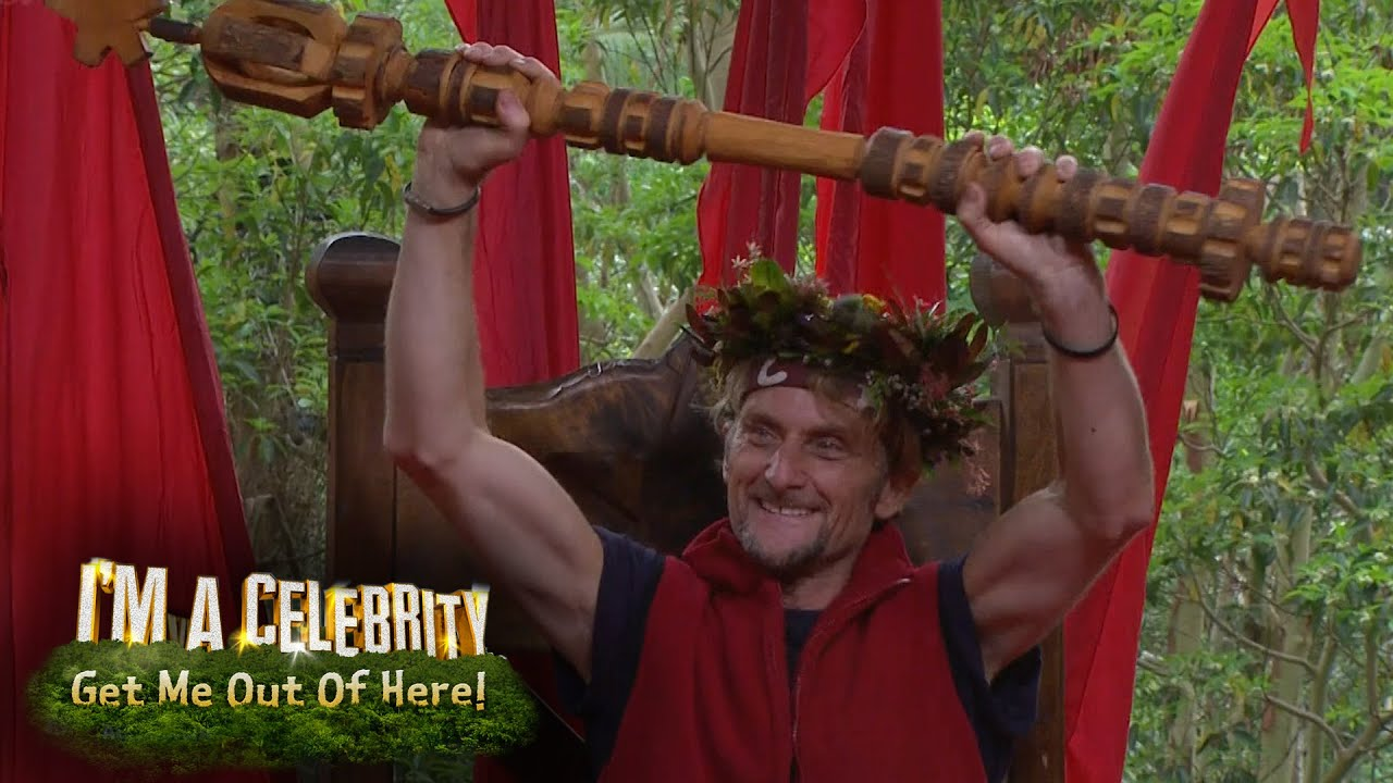 Foggy im a celebrity get me outta here