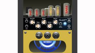 Vibrance™ Guitars 'Dirty Fuzz Segment(s)' Signal Path Animations