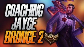 Coaching - Jayce TOP (Parche 7.7) Bronce 2