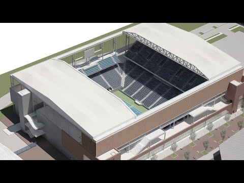 US Open Tennis: New Louis Armstrong Stadium Reveal