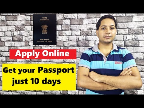 How To Apply For Passport In 2020 | Which Documents Are Required For The Passport | How Can I Help U