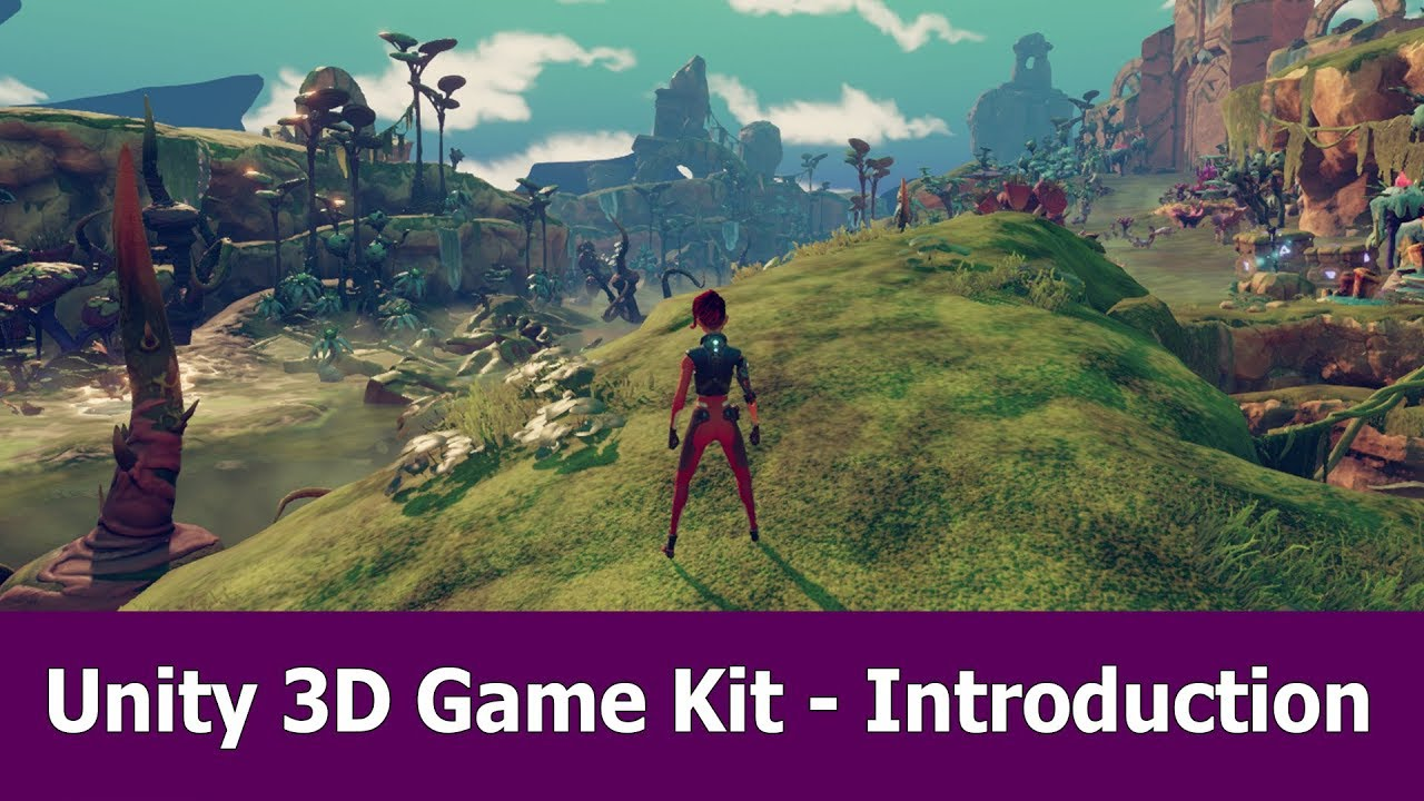 Unity 3D Game Kit Tutorial - Introduction
