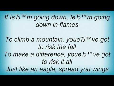 Stoney Larue - Down In Flames Lyrics