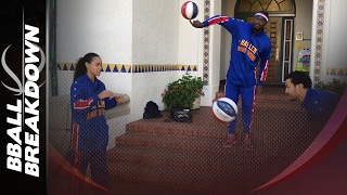 Harlem Globetrotters: Fancy Passes You Can Use In An Actual Game