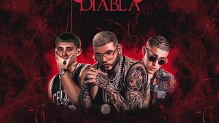 Farruko Ft. Lary Over Y Bad Bunny - Diabla (Official Remix) (Audio)