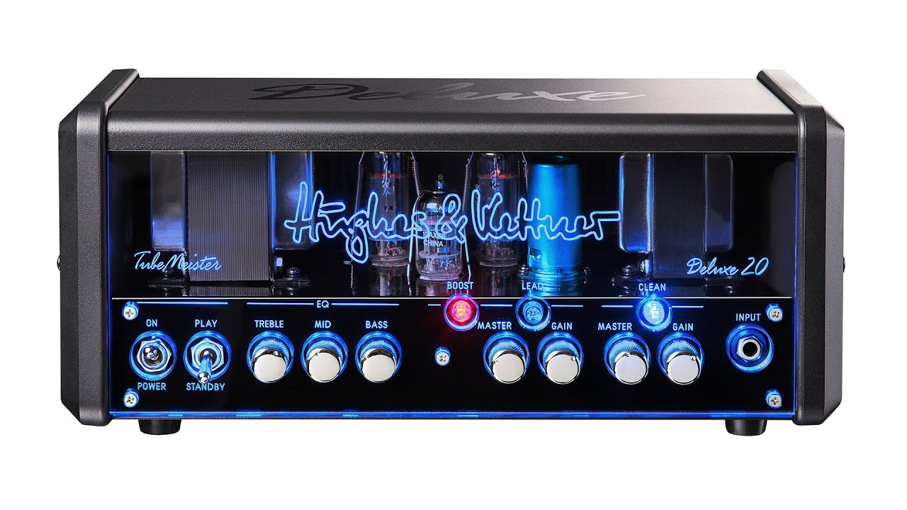 hughes kettner tubemeister 20 deluxe tube amp head review by sweetwater youtube. Black Bedroom Furniture Sets. Home Design Ideas