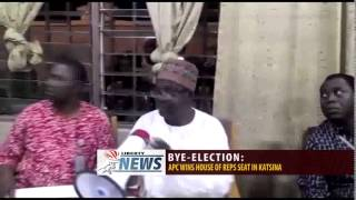 BYE-ELECTIONS: APC WINS HOUSE OF REPS SEAT IN KASTINA