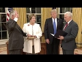 Oil Executive Tillerson Sworn In As Secretary Of State - Full Event