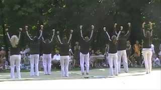 Йога. Пермь. Командное выступление на XII Международном Открытом Турнире по Йоге