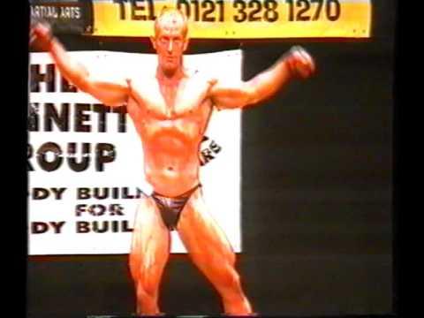 James Austen 1998 EFBB British Finals