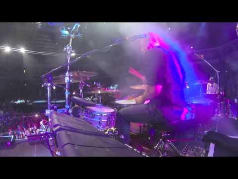 Kevin Murphy drumcam w/ ear mix