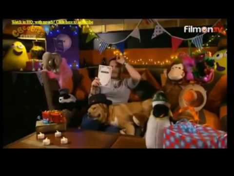 Tom Hardy Ceebeebies New Year's Eve