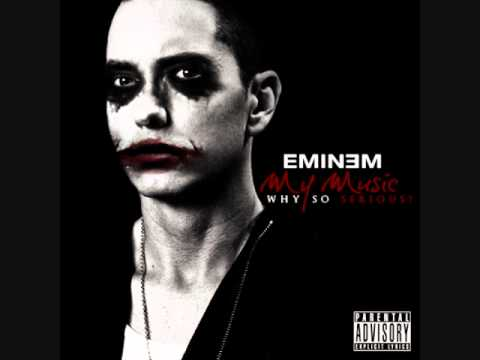 EXCLUSIVE  Eminem + Marilyn Manson = Till I Collapse + Antichrist Superstar