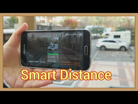 Entfernung smart distance u apps bei google play
