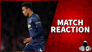 manchester united 0 2 cardiff city match reaction