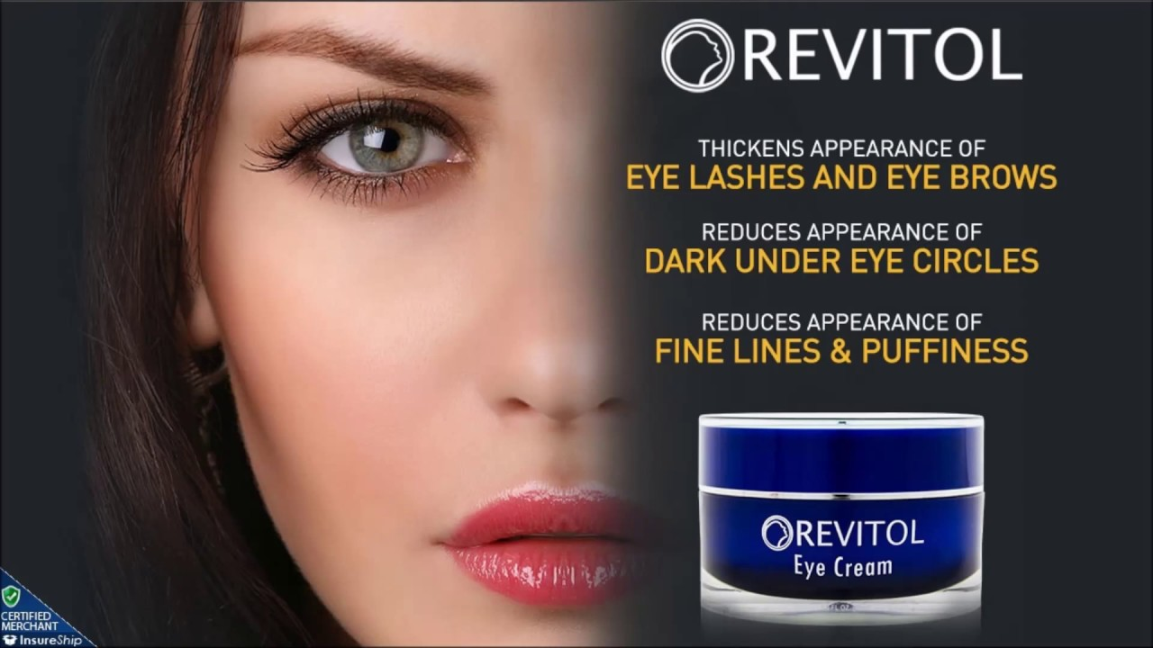 Image result for revitol eye cream