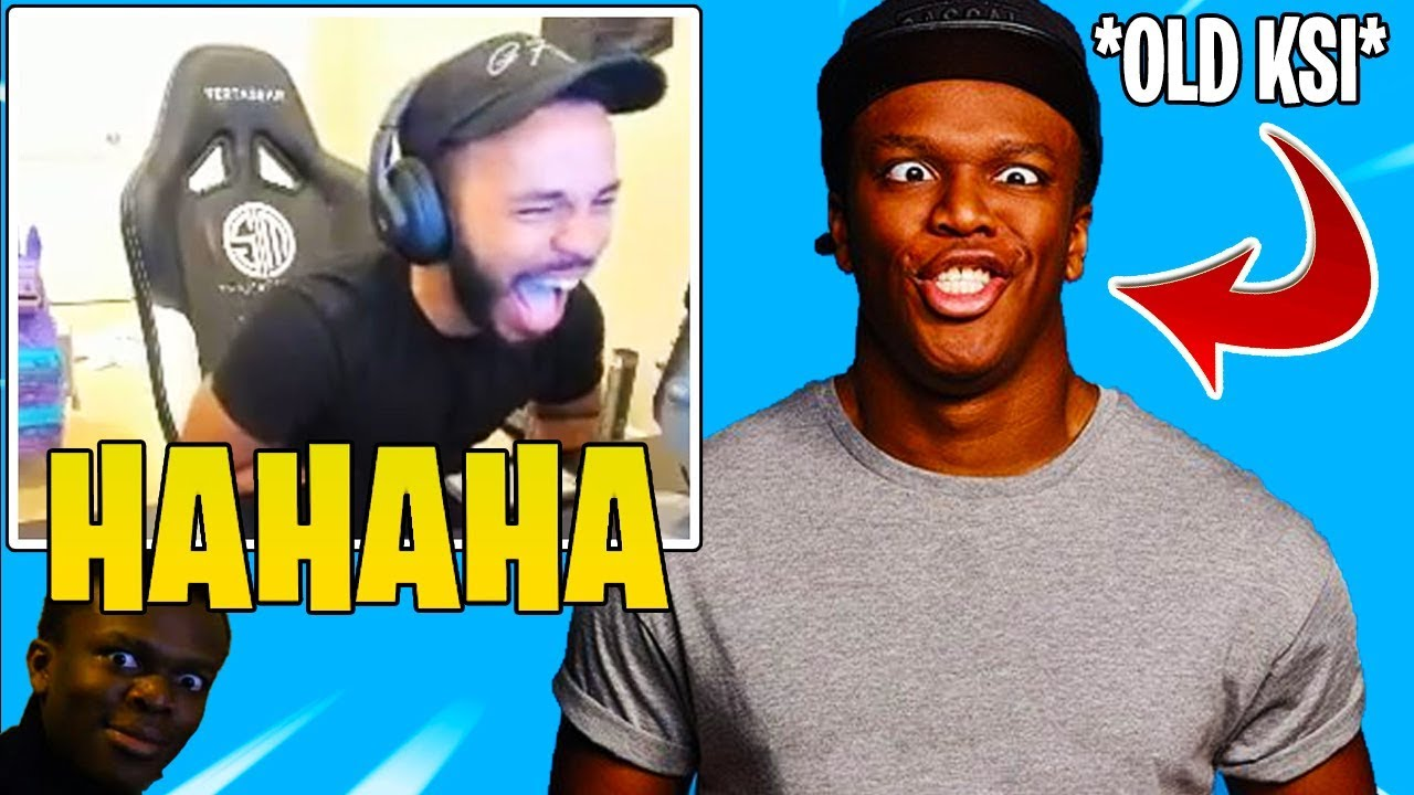 Download Hamlinz Reacts To KSI!! (Funny Moments)