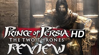Prince of Persia: The Two Thrones HD REVIEW
