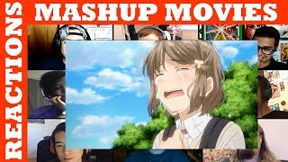 Seishun Buta Yarou wa Bunny Girl Senpai no Yume wo Minai Episode 6 Live Reactions Mashup Movies