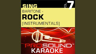 Red Rubber Ball (Karaoke Instrumental Track) (In the Style of Cyrkle)