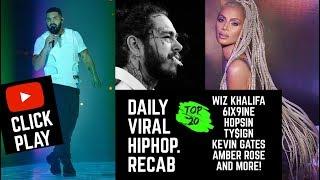 Top 20 Daily Hopsin Reaction to Eminem, Post Malone, 6ix9ine, Wiz Khalifa, Amber Rose, And Many More