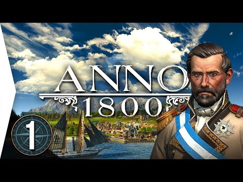 Anno 1800 ► Chapter 1: A Tale Of Two Brothers - [Campaign City-building Gameplay]