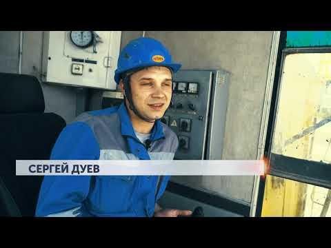 Лучший машинист экскаватора Группы НЛМК