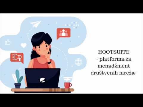 Hootsuite - social media management alat