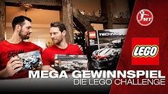 MEGA LEGO Gewinnspiel - Wer Gewinnt beim LEGO Bauen? | MT Melsungen (2019 / 2020)
