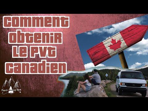PVT CANADA - LES DÉMARCHES // Partie 1