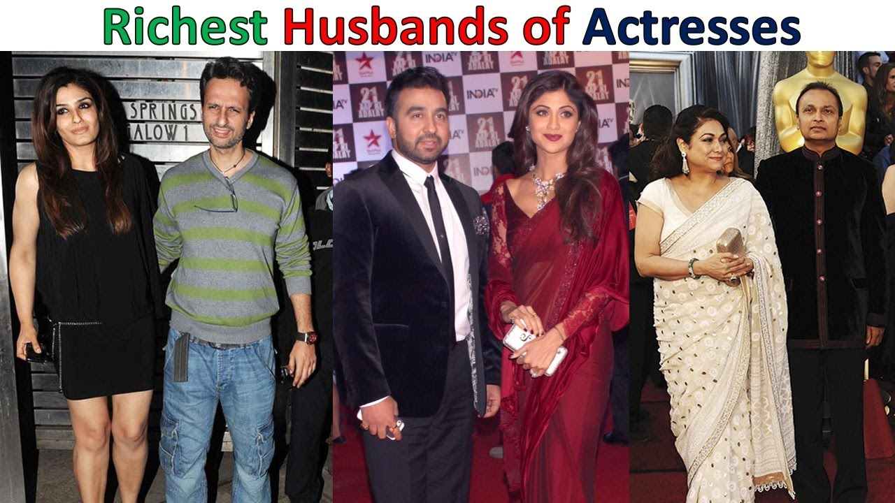 Top 10 Richest Husbands of Bollywood Actresses