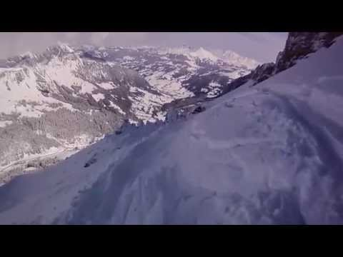JOURNEE SKI SUR VILLARS - SUISSE from YouTube · Duration:  3 minutes 5 seconds