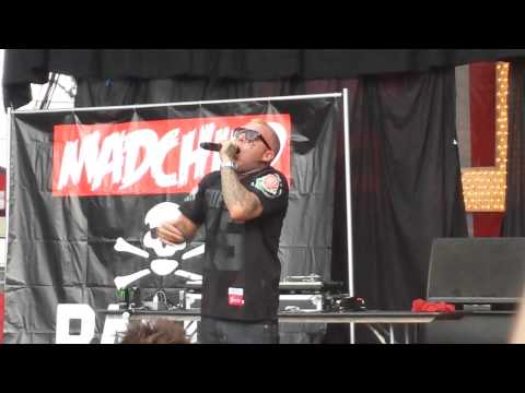 Gathering of the Juggalos 2014 Madchild FTW
