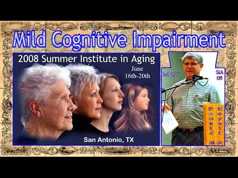 STGEC ~ SIA08: Mild Cognitive Impairment (2008)