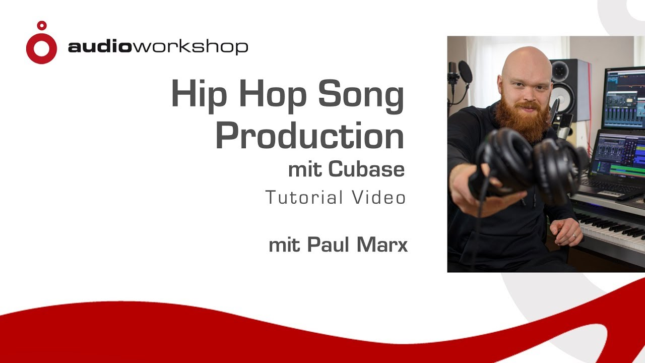 HipHop Song Production Tutorial