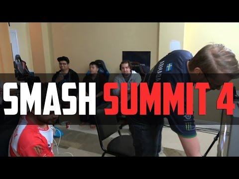 Armada @ Smash Summit 4 Singles Highlight - 4 PEAT