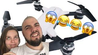 TROŠKU DRON FAIL
