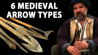 Download Six Medieval Arrow Types - What are they for? Mp3 and Videos