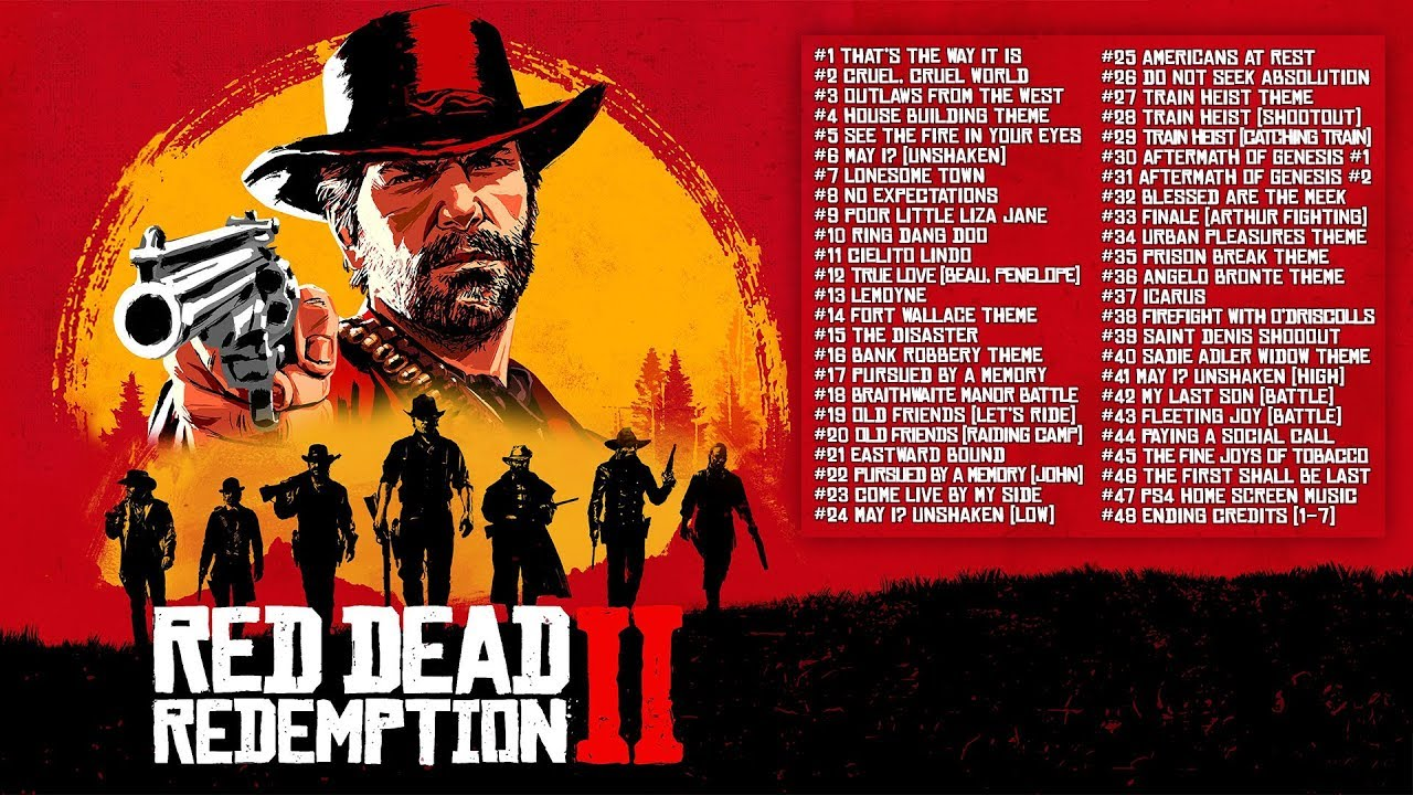 Red Dead Redemption 2 Official Soundtrack Latest Update