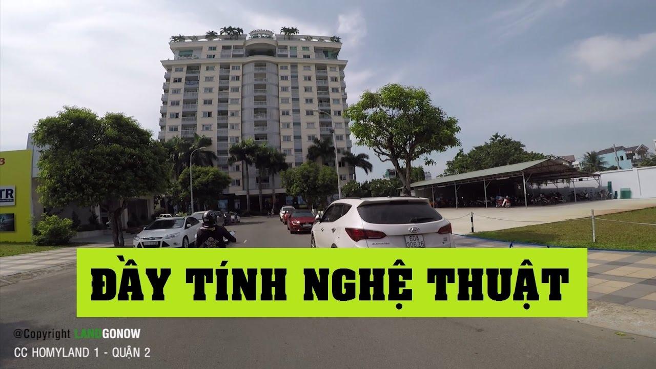Chung cư Homyland 1, Nguyễn Duy Trinh, Bình Trưng Tây, Quận 2 – Land Go Now ✔